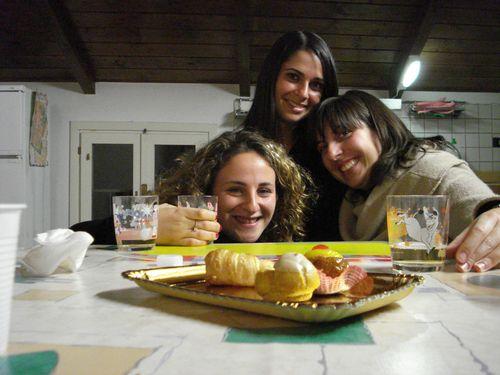 Anna, Paola & I