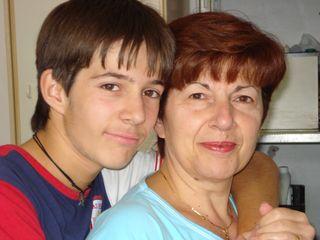 Gabriele + Mamma
