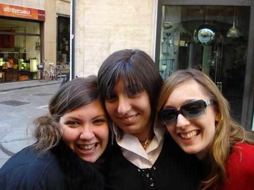Sara, io e ANNINA