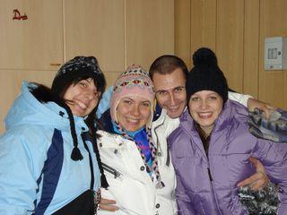 Ila, Sara, Luca, Mary